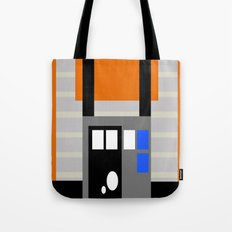 The Red 5 Tote Bag