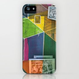 Distabo iPhone Case