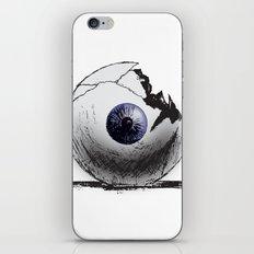 Broken Eye iPhone & iPod Skin