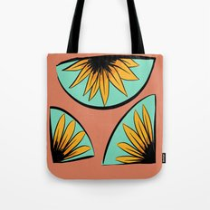sunflower pieces  Tote Bag