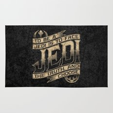 To Be A Jedi Rug