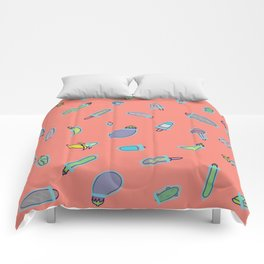 Delicious! Comforters