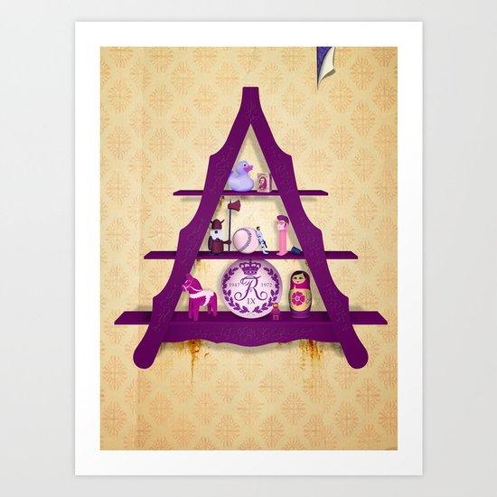 Ama'r Hylde Art Print