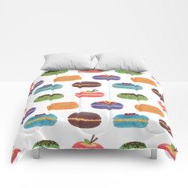 Sweet Macarons Comforters