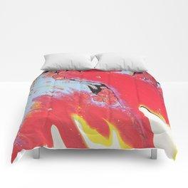 space splash Comforters