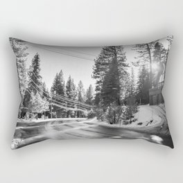 Slip Away Rectangular Pillow