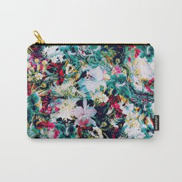 RPE ABSTRACT FLORAL -IV Carry-All Pouch