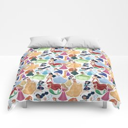 Forever princess Comforters