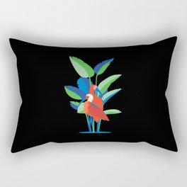 Ibis nights Rectangular Pillow