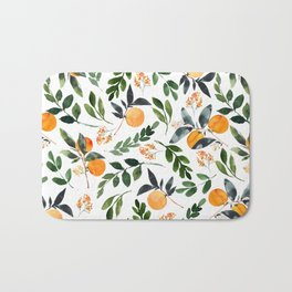Orange Grove Bath Mat