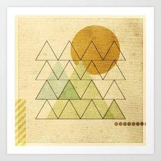 In Harmony Art Print