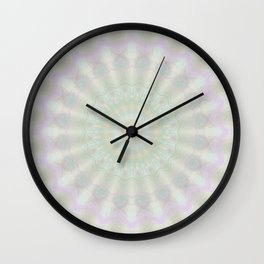 Silky Smooth Wall Clock