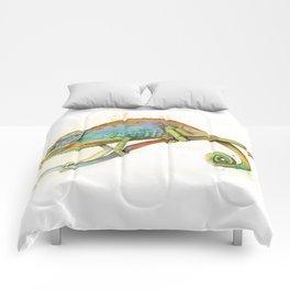 Chroma Chameleon Comforters