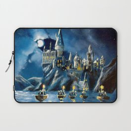 Moonlit Magic Laptop Sleeve