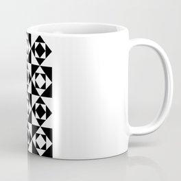 Squares in Squares Coffee Mug