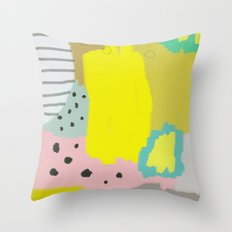 Vagabond Throw Pillow