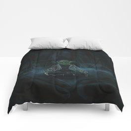 Meditation On Dagobah Comforters