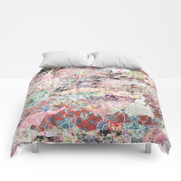Glasgow map Comforters