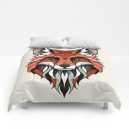 Fox // Colored Comforters