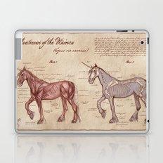 Anatomy of the Unicorn Laptop & iPad Skin