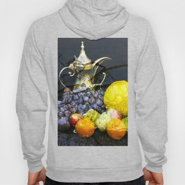 Surreal Food Still Life Hoody