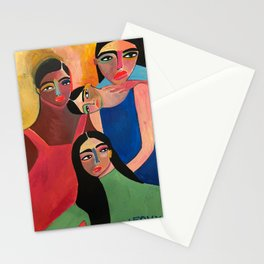 Support System Stationery Cards