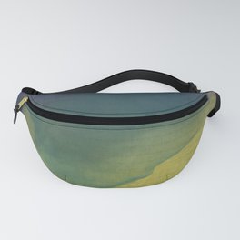 Bold Watercolor Words Fanny Pack