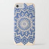 purple iPhone & iPod Cases featuring ókshirahm sky mandala by Peter Patrick Barreda