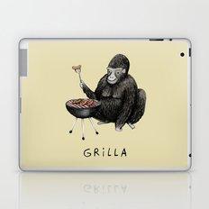 Grilla Laptop & iPad Skin