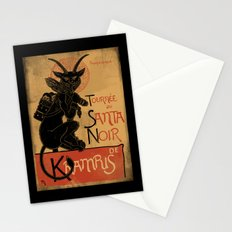 Merry Krampus Stationery Cards