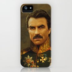 Tom Selleck - replaceface Slim Case iPhone (5, 5s)