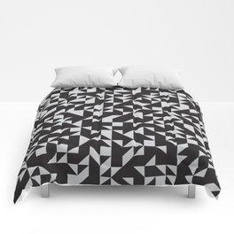 Girard Inspired Geometric Pattern Comforters