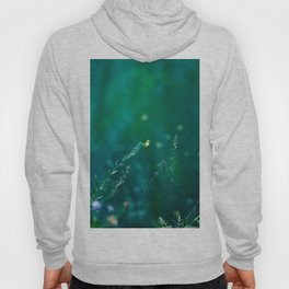Fairy Tail - Flower on the Water - Magic Grass Hoody