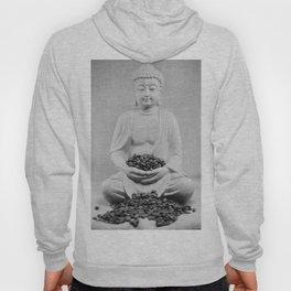 Coffee beans Buddha 2 Hoody