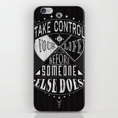 Take Control iPhone & iPod Skin