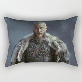 Lothbroks war Rectangular Pillow