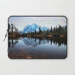 Mt Shuksan Laptop Sleeve