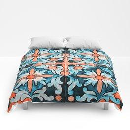 Floral Utopia Comforters