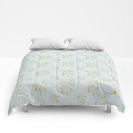Fields of Buttercups Comforters