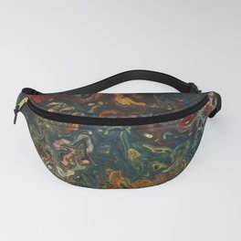 Flower Child - An Abstract Piece Fanny Pack