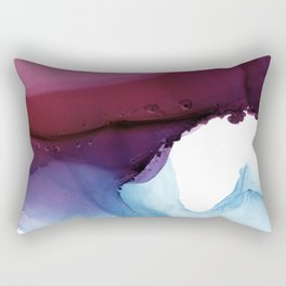 Shades of Purple Rectangular Pillow