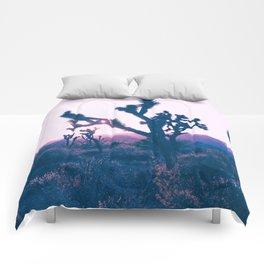 Desert Sunset Comforters