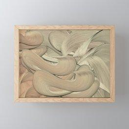 Ace of Swords Framed Mini Art Print