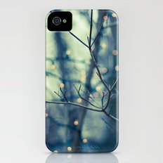 Woodland Holiday  iPhone (4, 4s) Slim Case