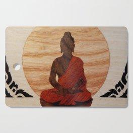Buddha marquetry Cutting Board