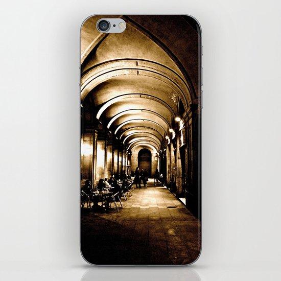 Outside Hallway iPhone & iPod Skin