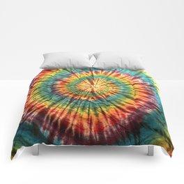 Tie Dye 19 Comforters