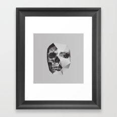 Life & Death. Framed Art Print