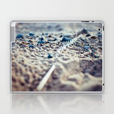 Feather in the Sand Laptop & iPad Skin
