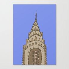 Chrysler Building , NY Canvas Print
